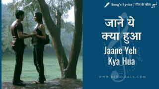Karthik Calling Karthik (2010) – Jaane Yeh Kya Hua | जाने ये क्या हुआ | K.K.