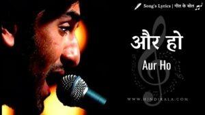 Rockstar (2011) – Aur Ho | और हो | Mohit Chauhan